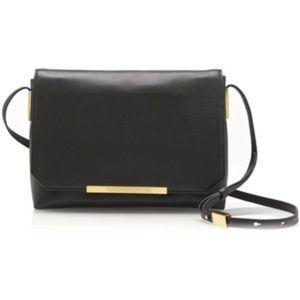 J.Crew leather Claremont purse